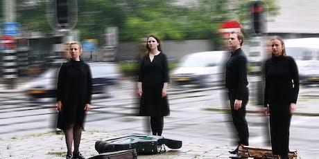 The Stolz Quartet met Razende Stilstand tickets