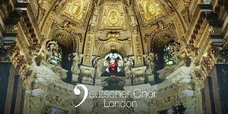 St Pauls Cathedral - Choral Evensong by the German Choir of London tickets