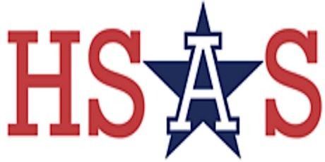 High School of American Studies (HSAS) Fundraiser Ride tickets