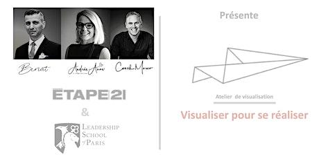 Visualiser pour se réaliser avec Andrée-Anne l'Inspiratrice et Coach Marco  billets