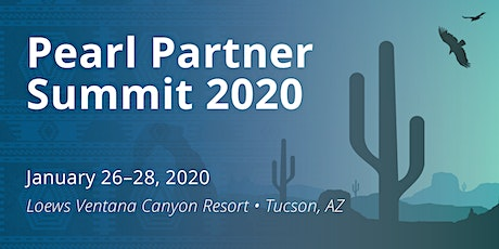 Pearl Partner Summit 2020 tickets