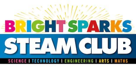 Bright Sparks STEAM Club  - Lights, Camera, Action! tickets