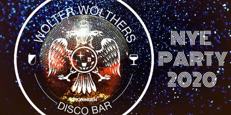 Wolter Wolthers - NYE 2020 tickets