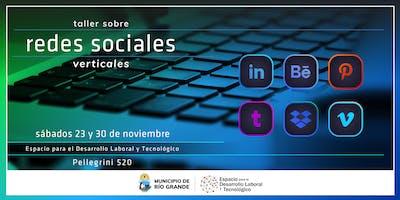 Redes Sociales Verticales - NOV [Sábados]
