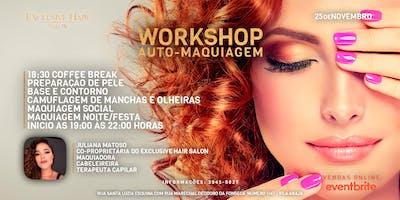 Workshop Auto-Maquiagem