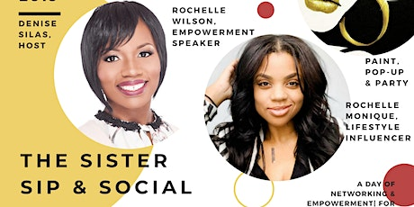 The Sister Sip & Social Paint Experience tickets