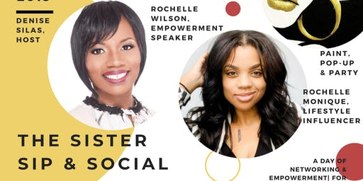 The Sister Sip & Social Paint Experience