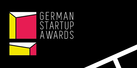 German Startup Awards 2020 Tickets