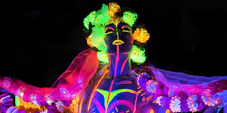 Colours Hoxton Host Neon Naked Life Drawing! tickets