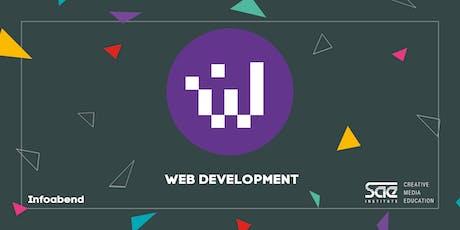"""Infoabend: """"Web Development"""" Tickets"""