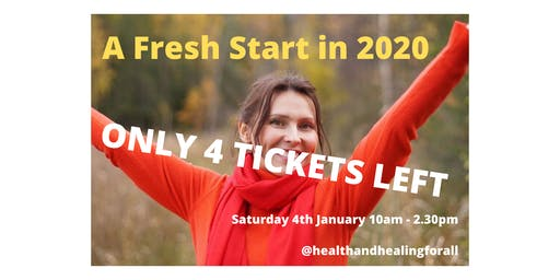 A Fresh Start in 2020!