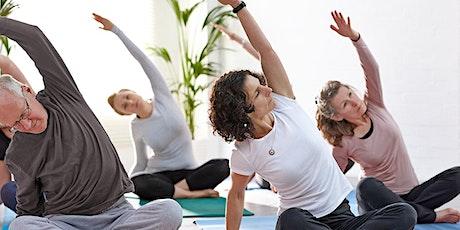 Trauma-Sensitive Yoga for Healing & Self-Regulation - Four Week Course tickets