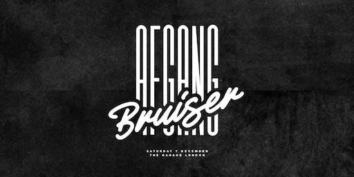 Bruiser x AF Gang — IDLES Afterparty