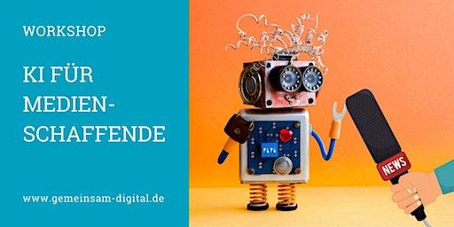 Workshop - KI für Medienschaffende