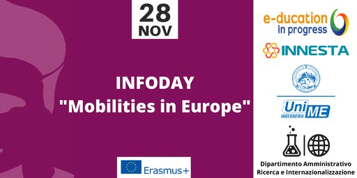 Infoday: Mobilities in Europe and Marie SKŁODOWSKA Curie Actions