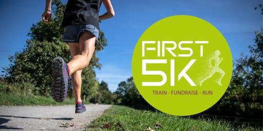 First 5k