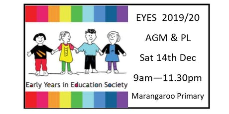 EYES 2019/20 AGM & free PL tickets