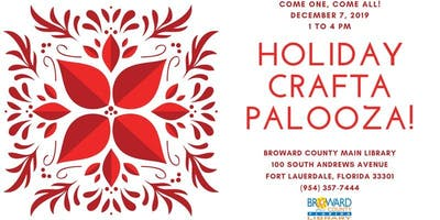 Holiday Craftapalooza