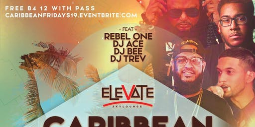 Elevate Caribbean Fridays