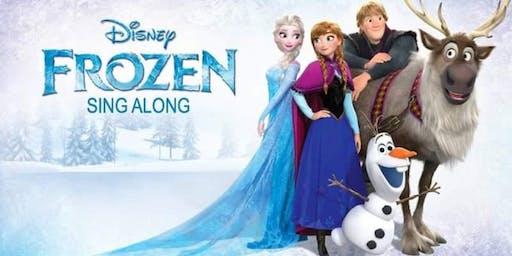 Frozen - The Sing along - Salford Winter Festival