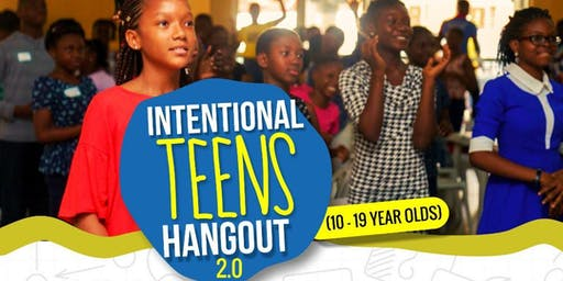 The Intentional TEENS Hangout 2.0