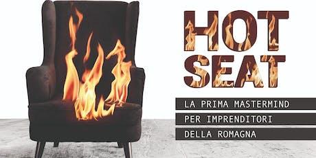 Hot Seat - Marketing Marines biglietti
