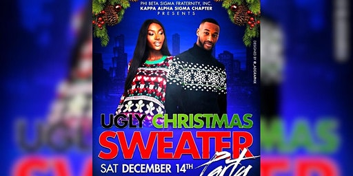 Kappa Alpha Sigma Ugly Christmas Sweater Party