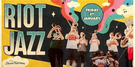 Riot Jazz tickets