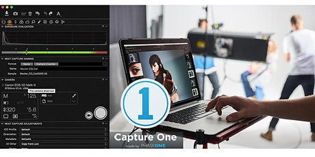Capture One Pro Master Class with Natasha Calzatti - PAS tickets