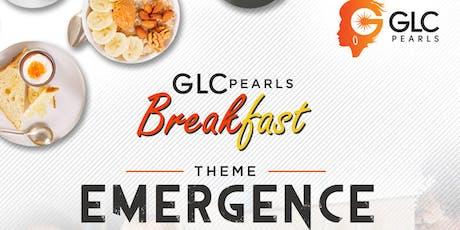 Pearls Breakfast tickets