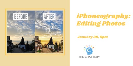 iPhoneography: Editing Photos