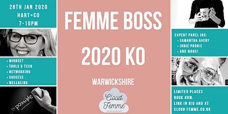 Femme Boss KO 2020 tickets