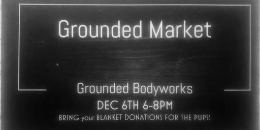 Grounded Winter Pop up Market