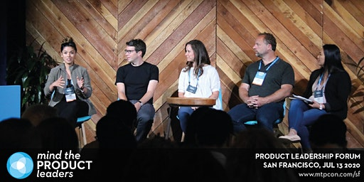 Mind the Product San Francisco 2020 Leadership Forum