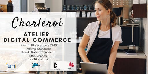 Charleroi | Atelier Digital Commerce