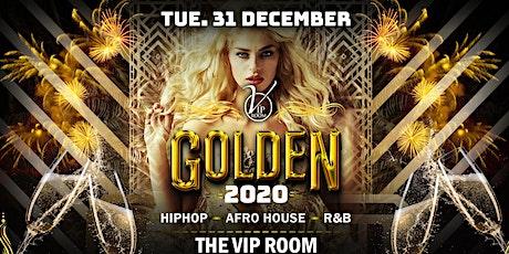 GOLDEN 2020 31-12 tickets