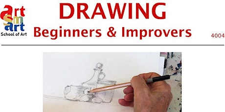 Drawing for Beginners & Improvers - Beaconsfield (Bucks) tickets