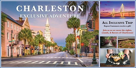 Charleston Exclusive Adventure tickets