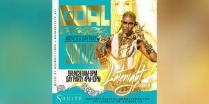 SUN NOV 24TH :: GOAL DIGGERS BRUNCH & DAY PARTY  @ SUITE LOUNGE