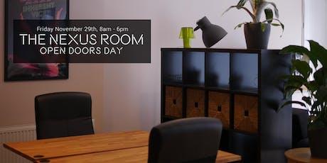 The Nexus Room: Open Doors Day tickets