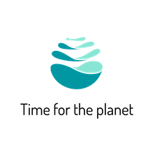 Time for the Planet logo