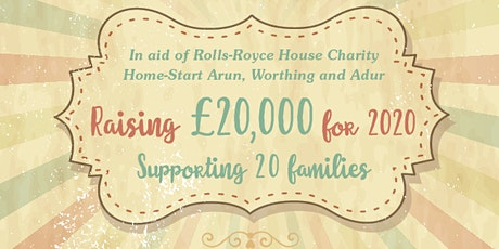 Rolls-Royce House Charity Fundraiser tickets