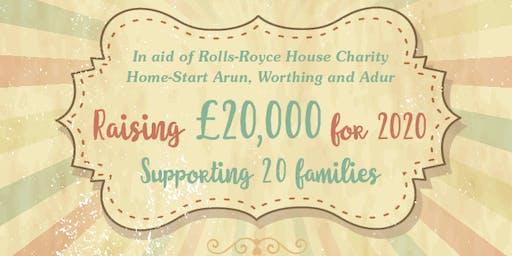 Rolls-Royce House Charity Fundraiser