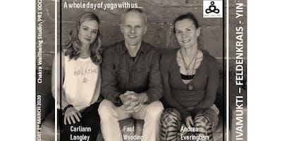 Peace Love Yoga DAY RETREAT