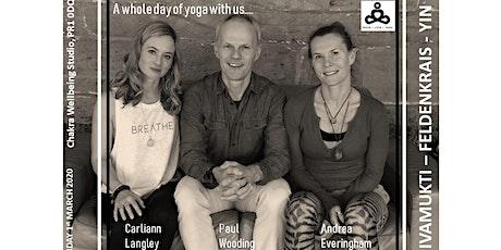 Peace Love Yoga DAY RETREAT tickets