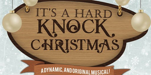 It's A Hardknock Christmas