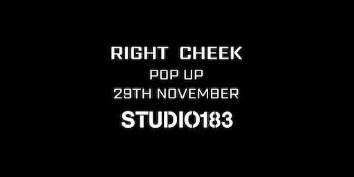 // RIGHT CHEEK POP UP X STUDIO183 //