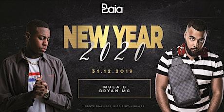 BAIA • New Year's Eve • /W Mula B & Bryan MG tickets