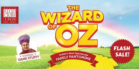 The Wizard of Oz Panto- FLASH SALE tickets