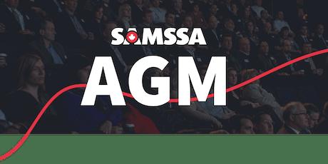 SAMSSA Annual General Meeting 2019 tickets